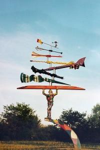 Malchower See Park Skulptur